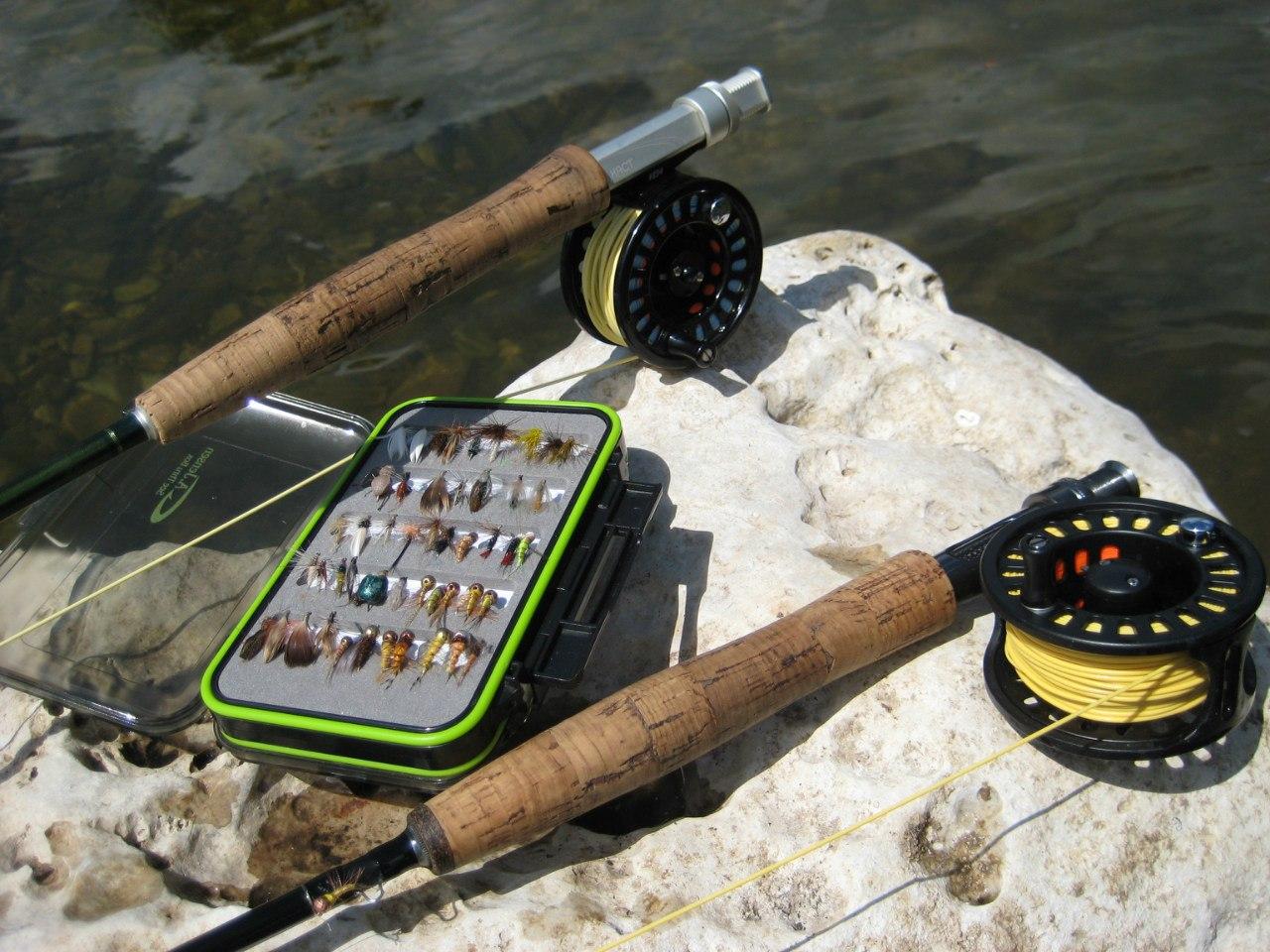 Купить нахлыстовую катушку в интернет магазине рыбалки и туризма