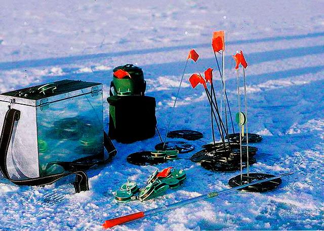 Все для зимней рыбалки купить в Минске