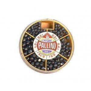 Набор грузил Pallini 100г (0.2-1.0г)