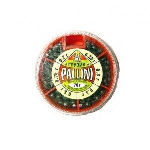 Набор грузил Pallini 70г (0.2-0.75г)