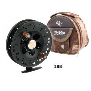Катушка проводочная Akara Onega XT120A 2bb в сумке, 120мм