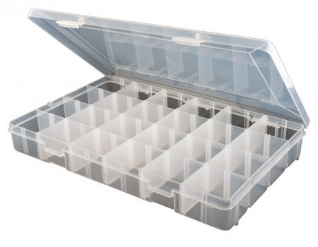 Коробка для рыбалки Akara COHO323, 22х36х6см