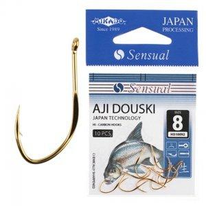Крючки Mikado Sensual Aji Douski №10