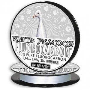 Леска Balsax White Peacock Fluorocarbon 30м