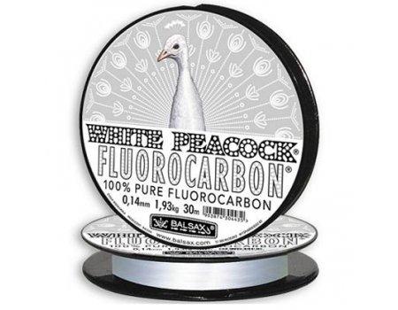 Леска Balsax White Peacock Fluorocarbon 50м