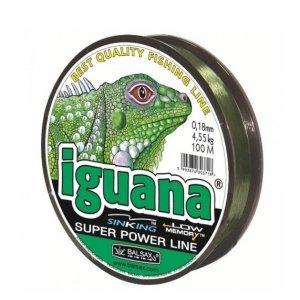 Леска монофильная Iguana 100м