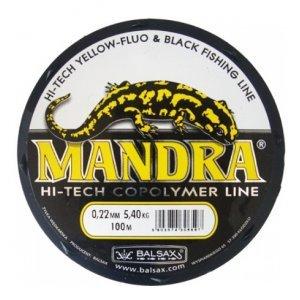 Леска монофильная Mandra 100м