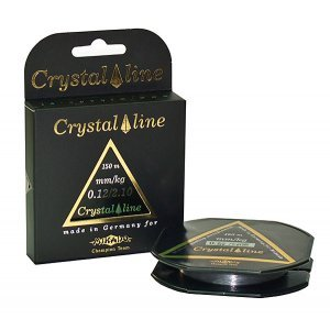 Леска Mikado Crystal 150м