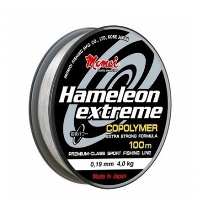Леска Momoi Hameleon Extreme 100м