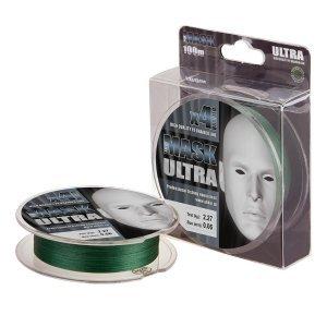 Плетенка Akkoi Mask Ultra X4-110м, зеленая
