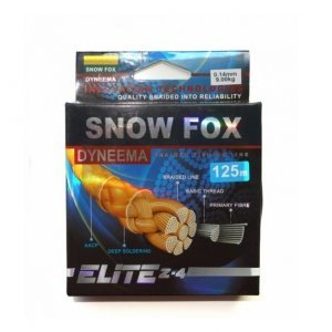Плетенка Snow Fox Green 125м
