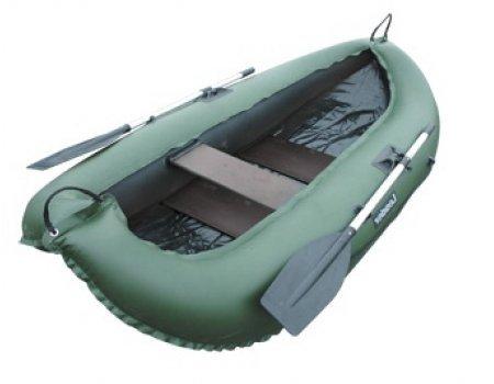 Надувная 1-местная лодка ПВХ Лидер Компакт 240