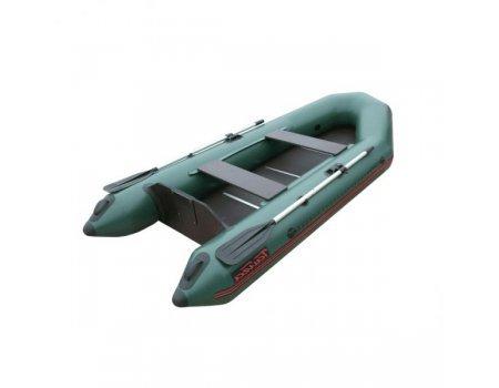Надувная 2-местная лодка ПВХ Лидер Тайга 290