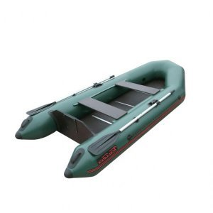 Надувная 3-местная лодка ПВХ Лидер Тайга 320