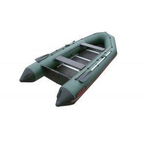 Надувная 4-местная лодка ПВХ Лидер Тайга 340