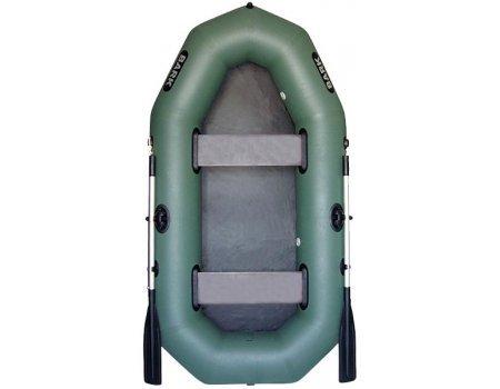 Надувная 2-местная лодка ПВХ Барк В-240