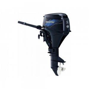 Подвесной 4-х тактный бензиновый лодочный мотор TOHATSU MFS9.8A3 S