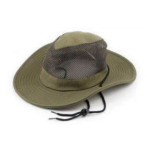 Шляпа Ковбойская TR T-920 Green с сеткой