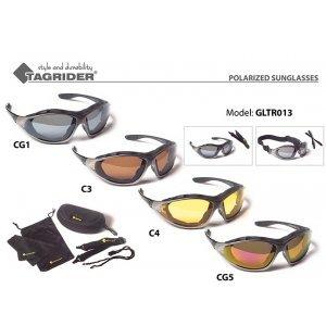 Очки поляризационные Tagrider в чехле GLTR 013 уплотнитель EVA