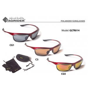 Очки поляризационные Tagrider в чехле GLTR 014