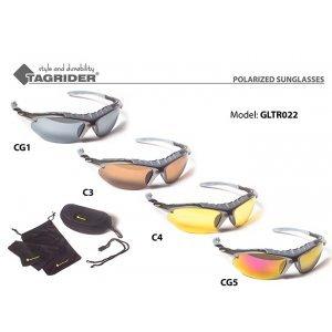Очки поляризационные Tagrider в чехле GLTR 022 уплотнитель EVA