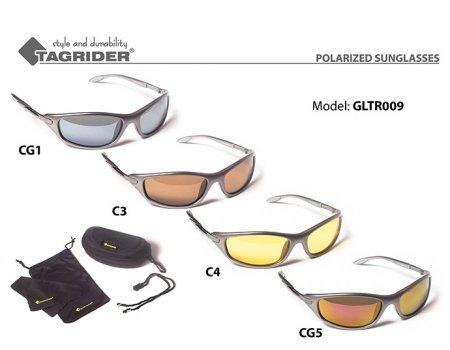 Очки поляризационные Tagrider в чехле GLTR 009