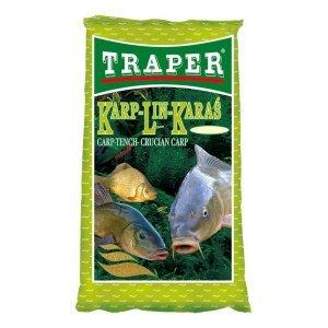 Прикорм Трапер  линь, карась, карп 1кг