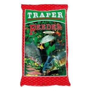 Прикорм  Трапер Секрет красный 1кг (фидер)