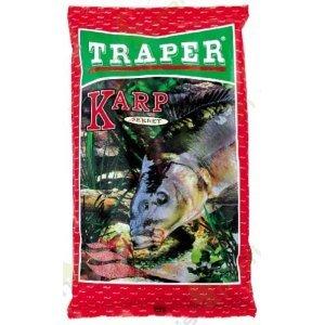 Прикорм  Трапер Секрет красный 1кг (карп)