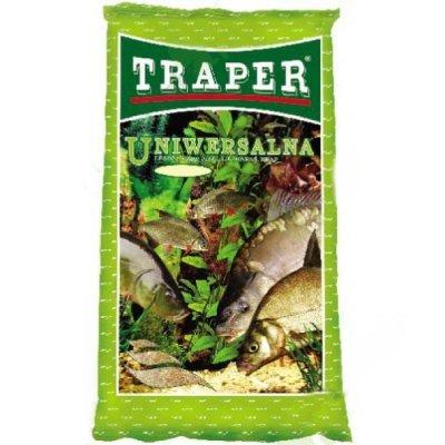 Прикормка Traper Популярная Универсальная (коричневая), 1кг