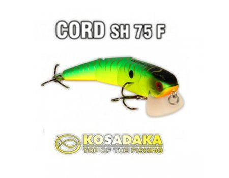 Воблер KOSADAKA Cord SH 75F