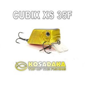 Воблер KOSADAKA Cubix XS 35F