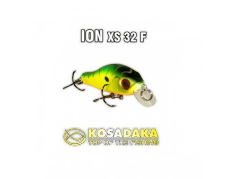 Воблер KOSADAKA ION XS 32F