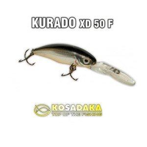 Воблер KOSADAKA KURADO XD 50F
