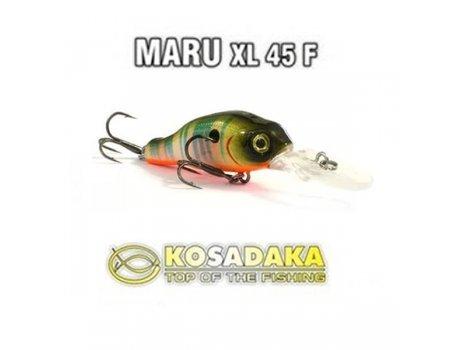 Воблер KOSADAKA Maru XL45F
