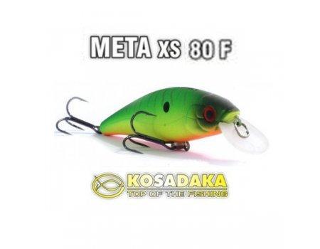 Воблер Kosadaka Meta XS 80F