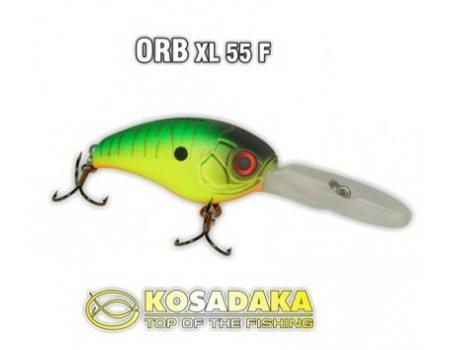 Воблер KOSADAKA ORB XL 55F