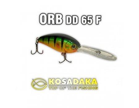 Воблер KOSADAKA ORB DD 65F