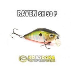 Воблер KOSADAKA Raven SH 50F