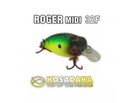 Воблер KOSADAKA Roger Midi 32F