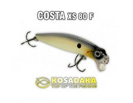 Воблер Kosadaka Costa XS 80F