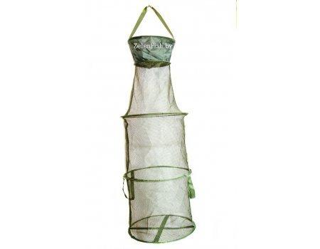 Садок матерчатый 3 секции, 45х100см