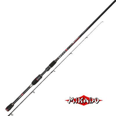 Спиннинг Mikado Nihonto Red Cut Perch 2.0м, 3-15гр