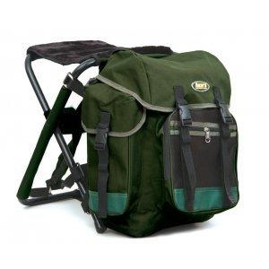 Рюкзак с меховым стулом Outlander Green, 40л
