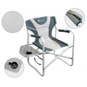 Кресло Tagrider со спинкой с боковым столиком