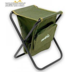 Стул складной без спинки с сумкой Comfortika YD0602