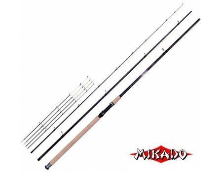 Фидер Mikado Ultraviolet Light Feeder 390, 3.9м, до 90гр