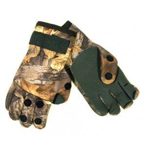 Перчатки Tagrider 091-2 неопреновые, 3 откидных пальца