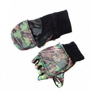 Рукавицы-перчатки Snow Fox 02 с обрезанными пальцами