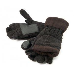 Рукавицы-перчатки Tagrider 1064 вязаные с флисом